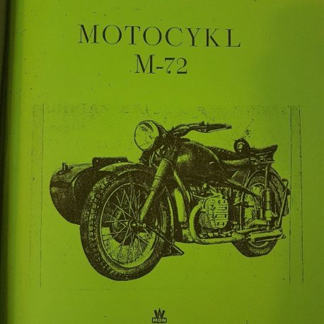 Motorcycle M-72